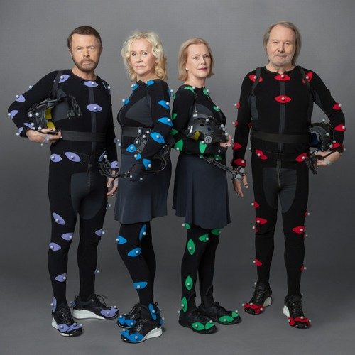 ABBA continue to break records with ABBA Voyage