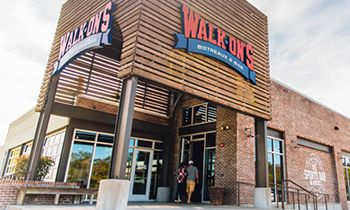 Walk-On's Celebrates Grand Opening of First Kissimmee Restaurant