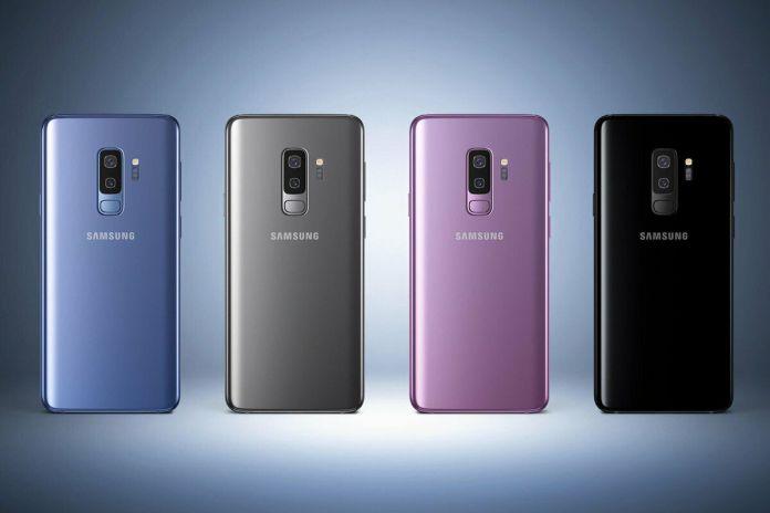 New Samsung Galaxy S9 G960U Unlocked Boost Verizon Straight Talk T-Mobile Total