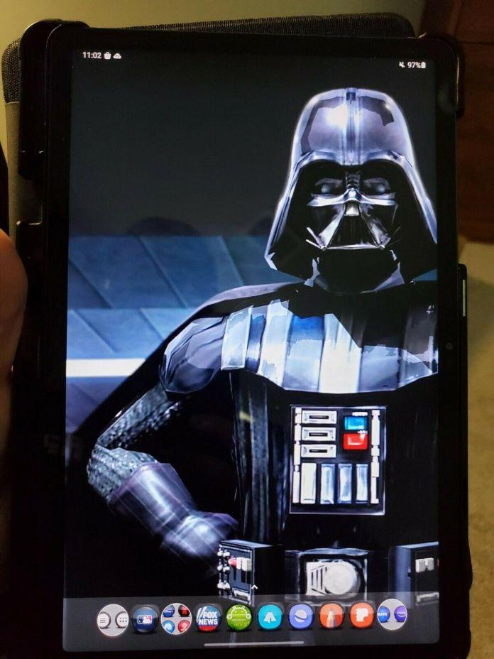 Samsung Galaxy Tab S7 128GB, Wi-Fi, 11 in – Mystic Black