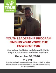 Youth Leadership Program @ Zoom