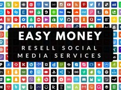 Make Money Reselling Social Media Panel' Services