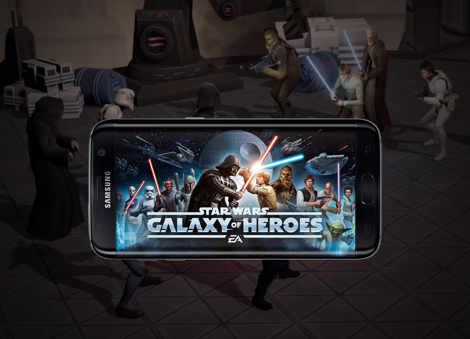 Gaming Galaxy S7