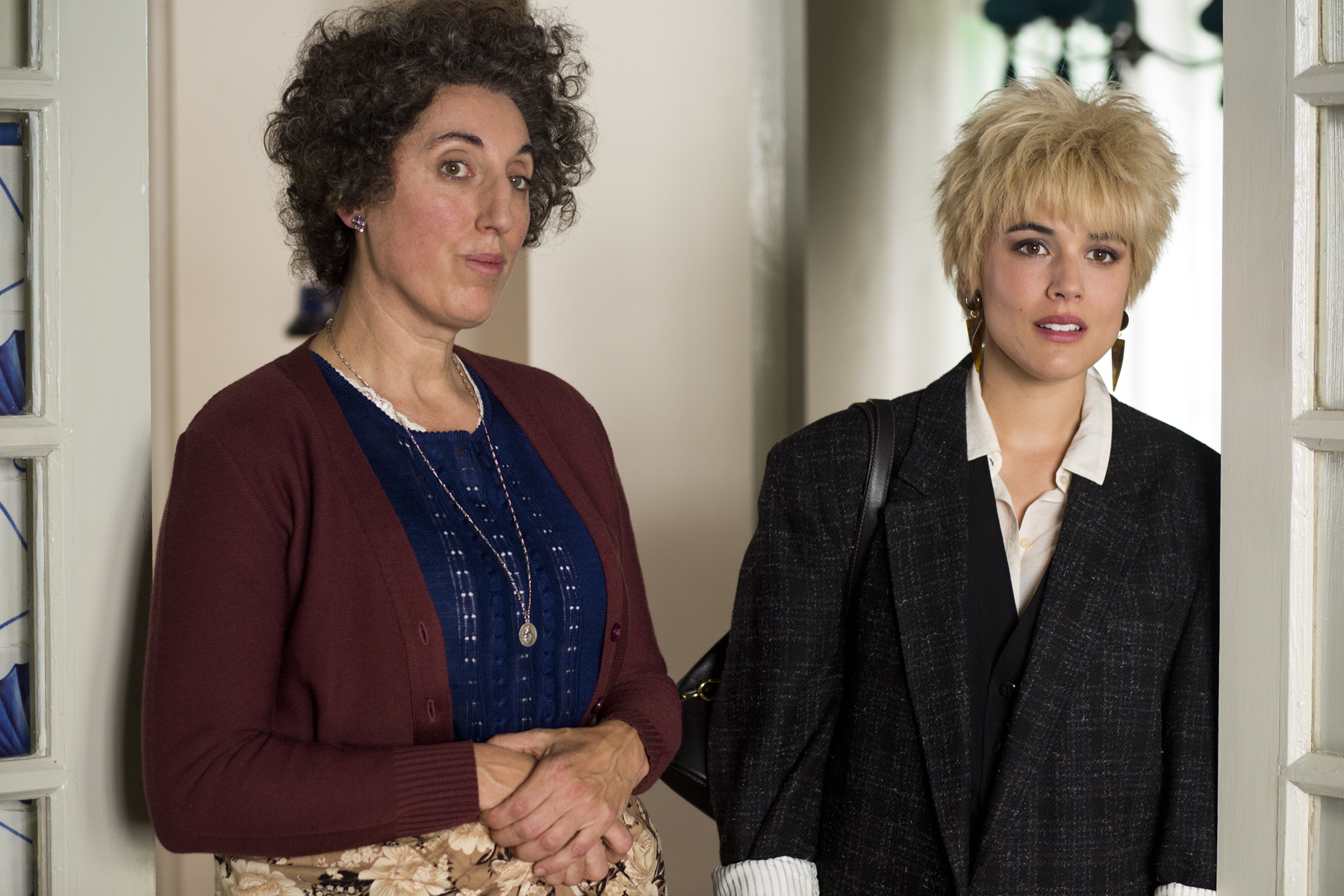 Interview: Rossy de Palma and Adriana Ugarte Talk Pedro Almodóvar`s