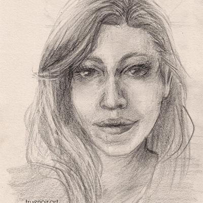 .001 Self portrait
