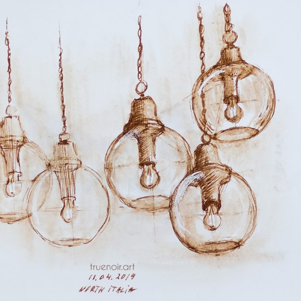 .024 North Italia Lamp