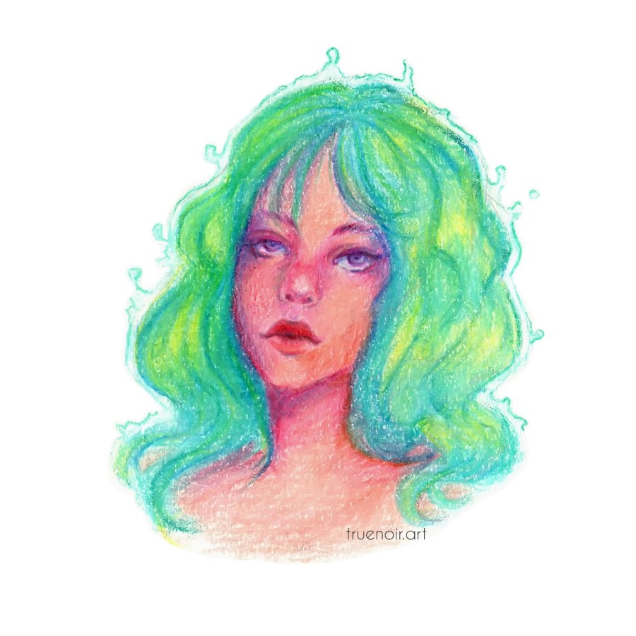 Mademoiselle Sketchbook