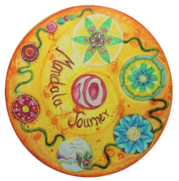 What a joy it has been to discover and join along with Kathryn's Mandala journey. I have been lifted up by her enthusiastic spirit towards creativity and this growing community. I am grateful for her generosity and inspiration, and for sharing her wide-reaching skills and processes for integrating life into mandalas and mandalas into my lifestyle. ~ Carol Michalicek, Minnesota, USA
