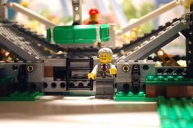 LEGO Ferris Wheel Minifig