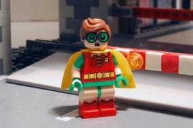 LEGO Robin alternate face.