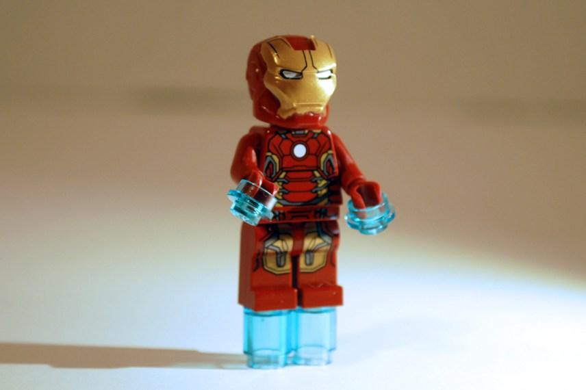 LEGO Iron Man MK43