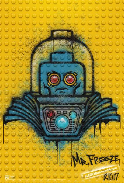 LEGO Mr. Freeze