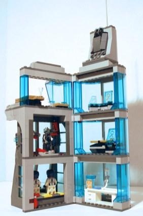 LEGO Avengers Tower