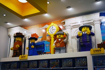 Flatiron District LEGO Store