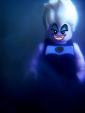 LEGO Ursula, the sea witch