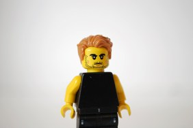 My LEGO-fied Paul Walker
