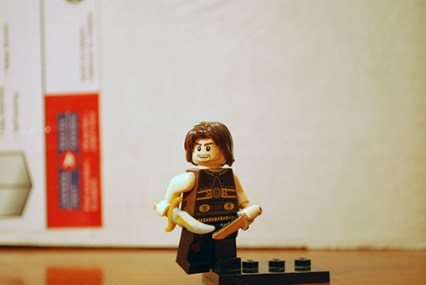 LEGO Prince Dastan Minifigure.