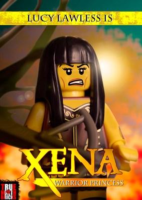 Xena LEGO-fied