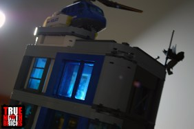 Alternate view of the sixth floor of my custom police station.