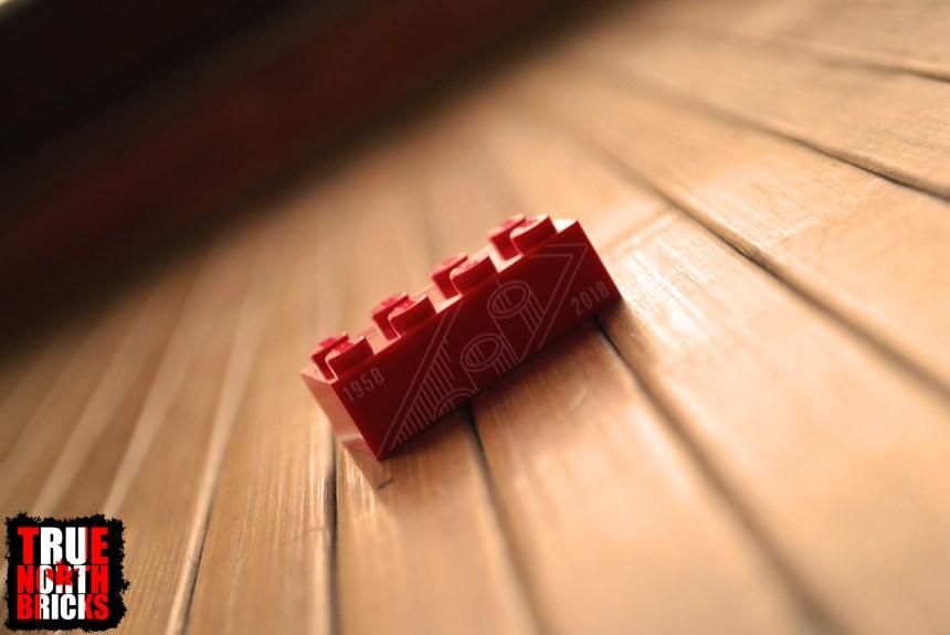 #6 - LEGO Brick.