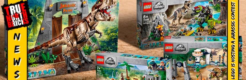 LEGO® Ideas is Hosting a Jurassic Contest! - True North Bricks