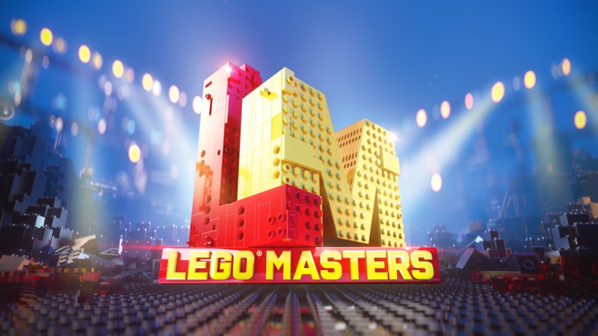 LEGO® Masters USA is coming!