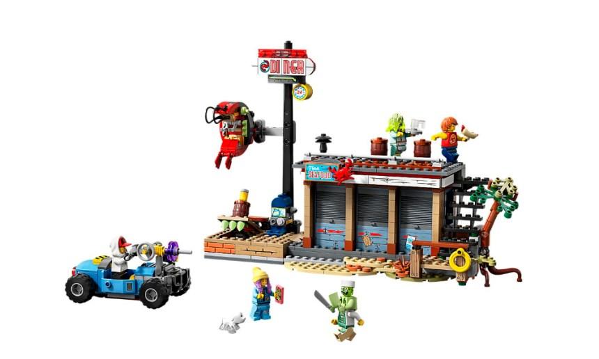 LEGO® Hidden Side Shrimp Shack Attack