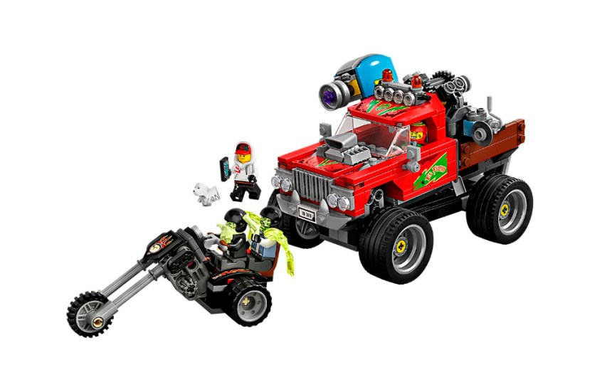LEGO® Hidden Side El Fuego's Stunt Truck