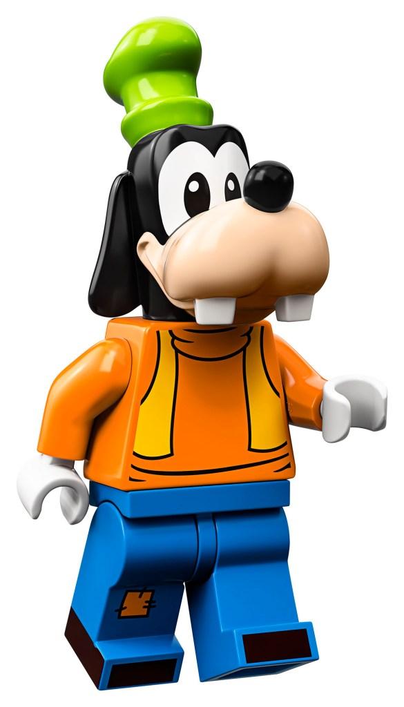 Goofy Minifigure
