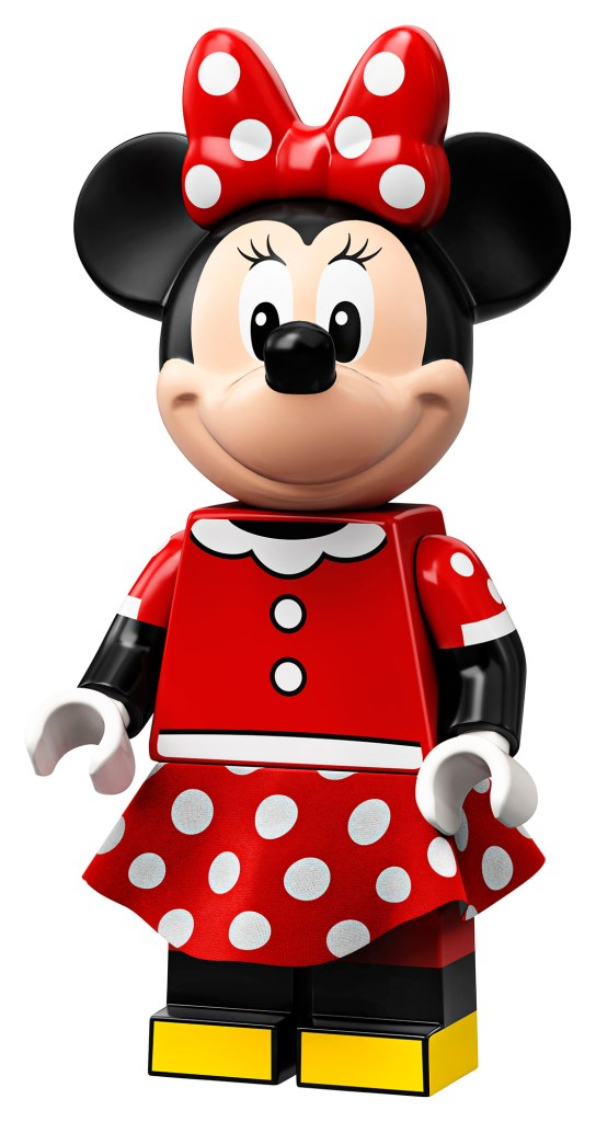Minnie Mouse Minifigure