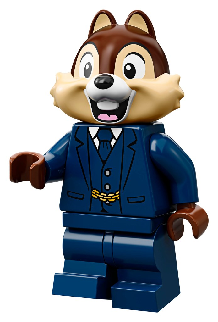Chip Minifigure