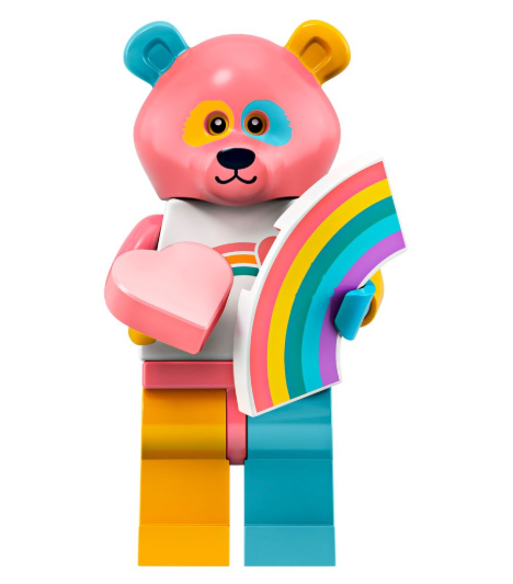 Bear Minifigure