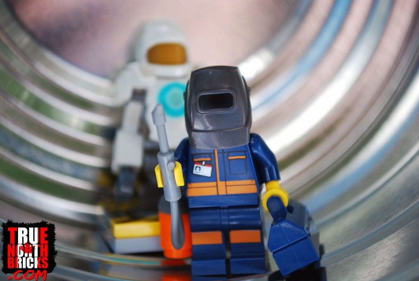 Space Research and Development robotics engineer.
