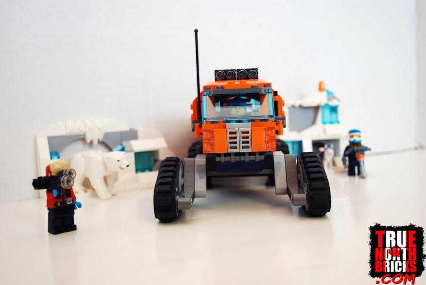 Arctic Scout Truck kit contents.
