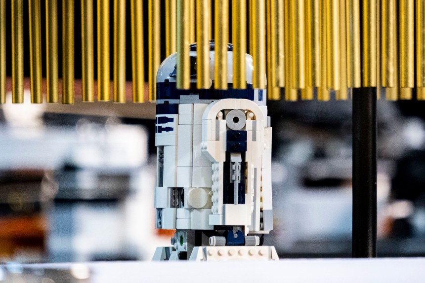 LEGO® Boost droid symphony