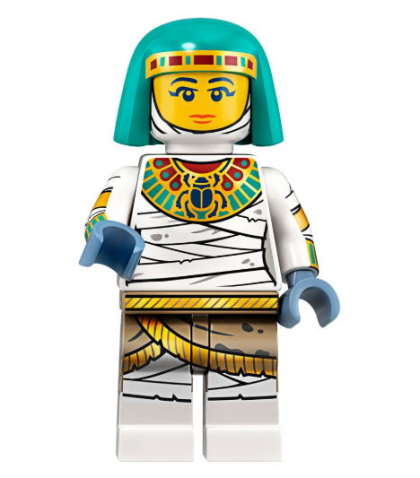 Mummy Minifigure