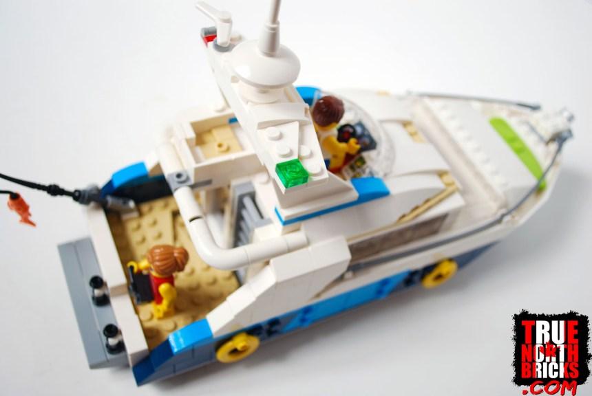 Overhead view of Cruising Adventures (30183)
