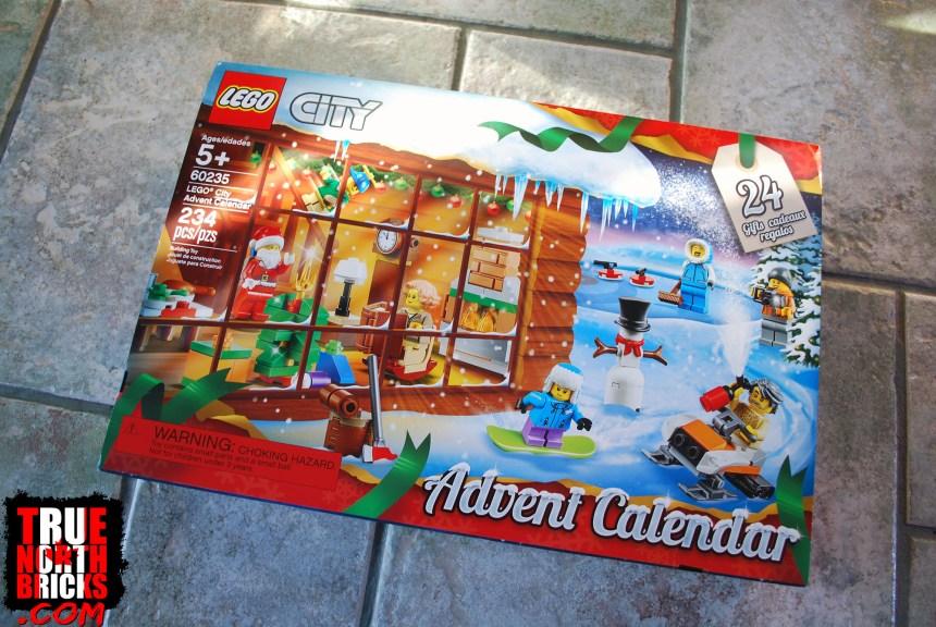 2019 City Advent Calendar box art