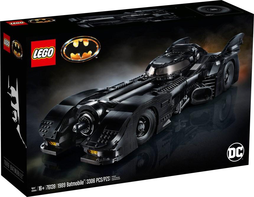 1989 Batmobile (76139)