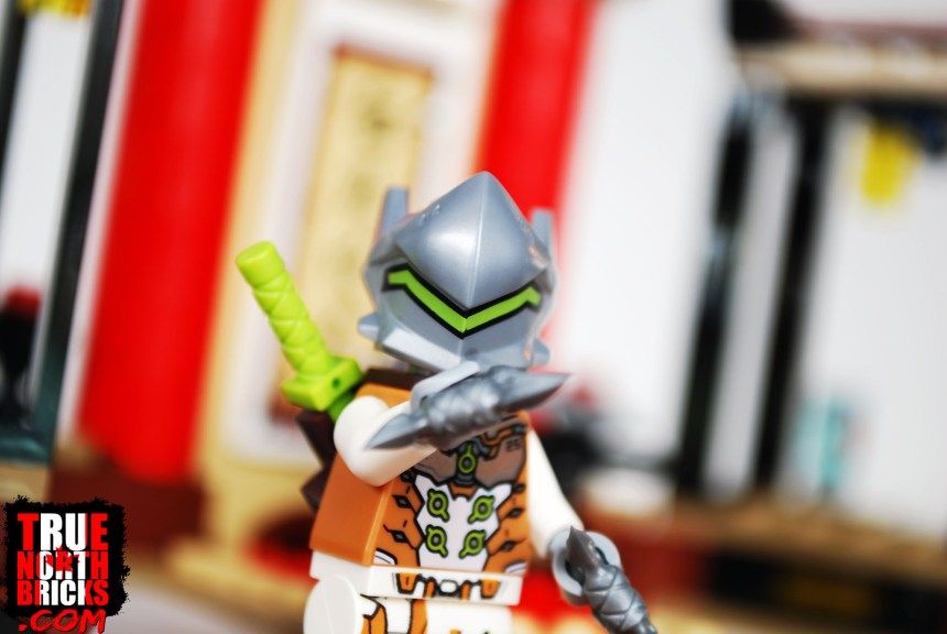 Genji Minifigure