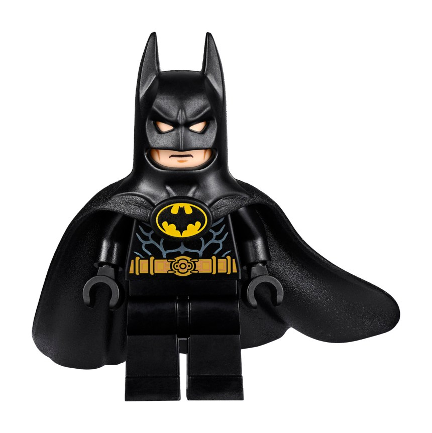 1989 Batmobile (76139) Batman Minifigure