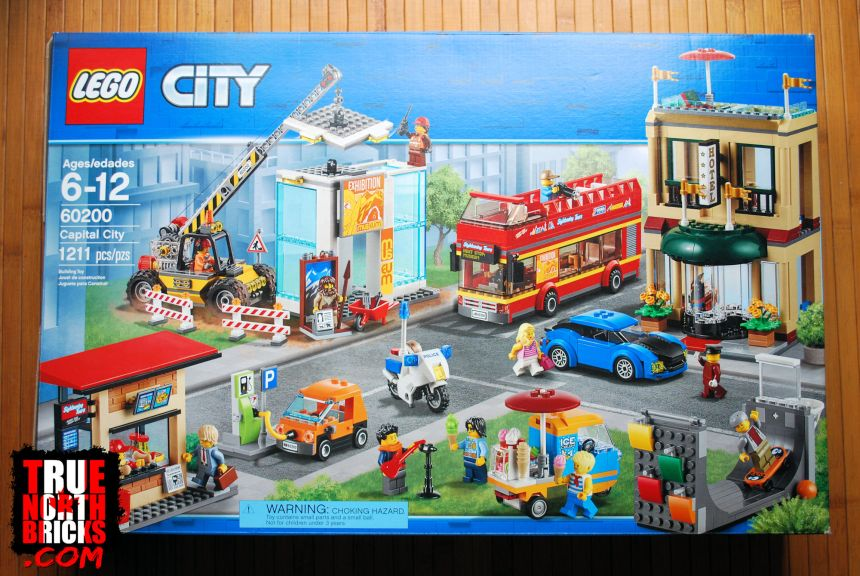 Capital City (60200) front box art.
