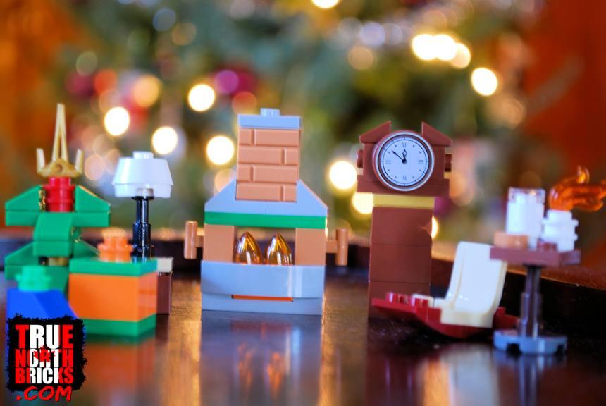 2019 City Advent Calendar MOC living room fillers.