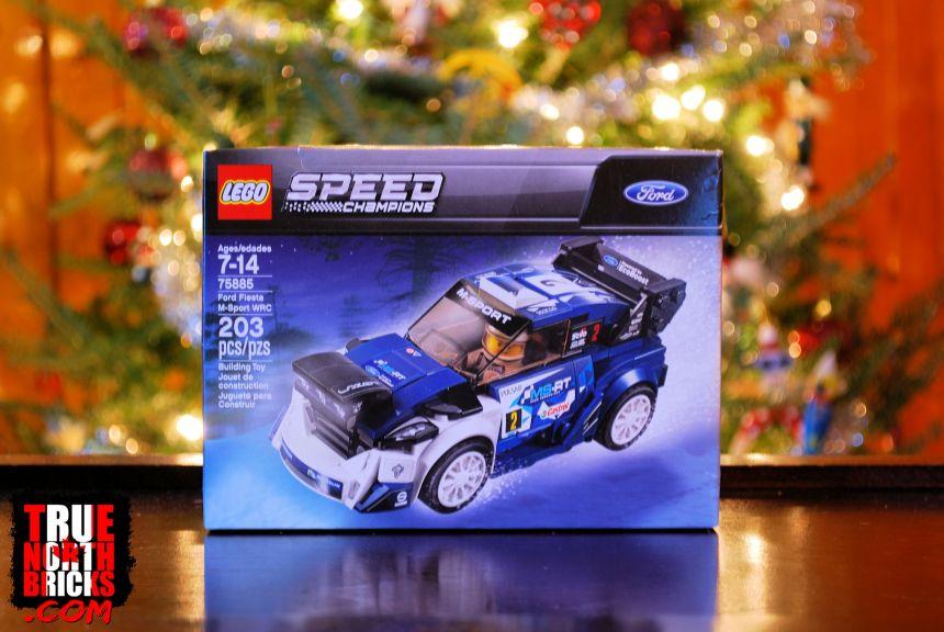December 2019 Haul Ford Fiesta
