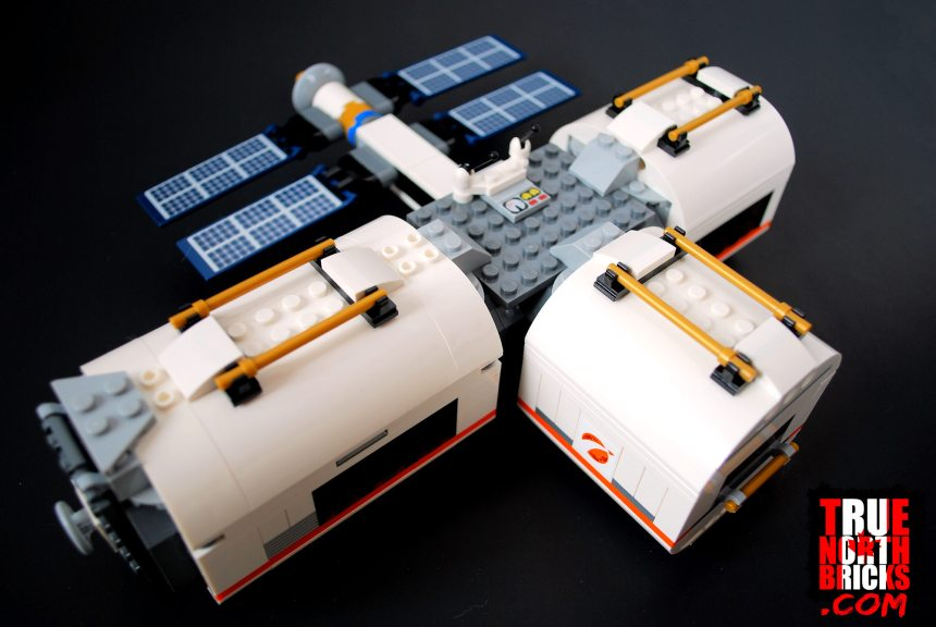 Lunar Space Station (60227)