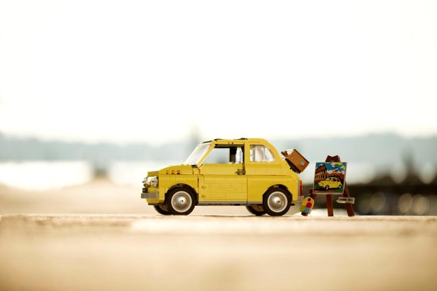 LEGO Fiat 500 (10271)