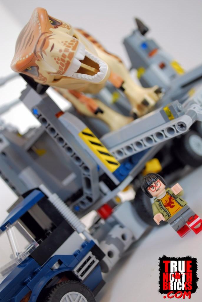 T. rex escape!