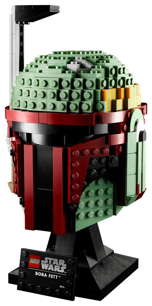 Boba Fett Star Wars helmet