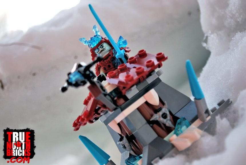 Lloyd's Journey (70671) frozen outpost.