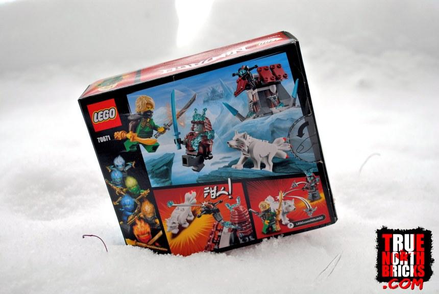 Lloyd's Journey (70671) rear box art.